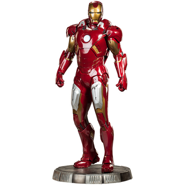 3-Foot-Tall Iron Man Mark VII Legendary Scale Figure