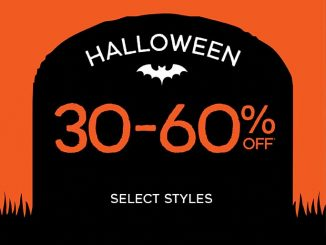30 - 60% Off Hot Topic Halloween Sale