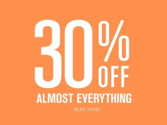 30 Off Flash Sale at BoxLunch