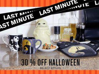 30% Off Halloween Boxlunch Sale