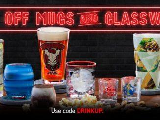 30 Off Mugs Glassware ThinkGeek