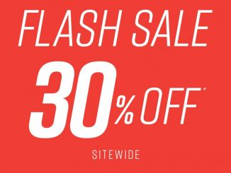 30 Off Sitewide Flash Sale at HotTopic