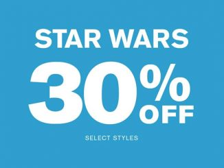 30% Off Star Wars at BoxLunch.com