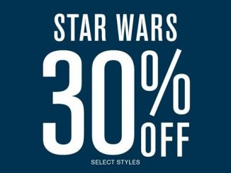 30% Off Star Wars at BoxLunch
