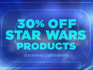 30% Off Star Wars Merchandise at ThinkGeek