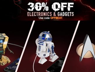 30% Off ThinkGeek Coupon Code
