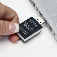 3000 Classic Books USB