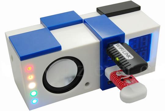 3-in-1 USB Speaker