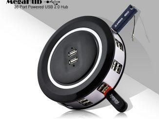 MegaHub 36 Port USB Hub