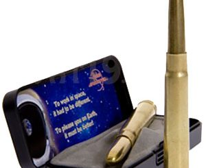 .375 Caliber Bullet Space Pen