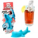 3D Shark Ice Mold