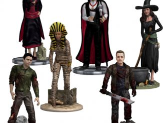 3DMe Horror Personalized 3D Printed Figurines