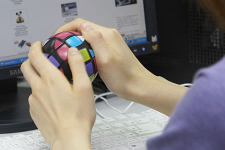 3-D IQ Sphere