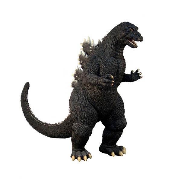 4-Foot-Tall Godzilla Statue