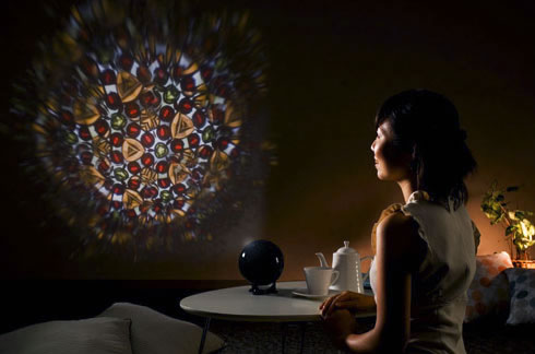 Kaleidoscope Dome Projector