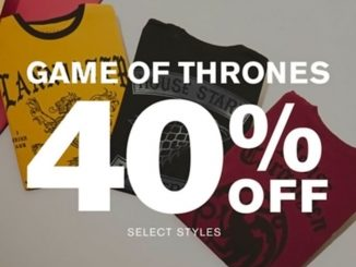 40% Off Game of Thrones at BoxLunch