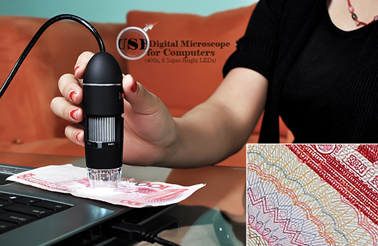 400x Digital Microscope