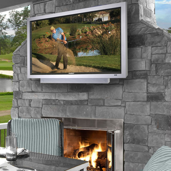 46 Inch Weather-Resistant Outdoor HD Television