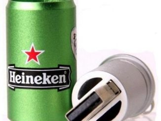 4GB Heineken USB Flash Drive