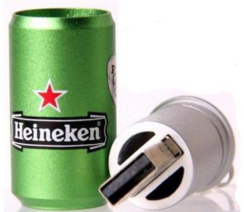 4GB Heineken USB Flash Drive