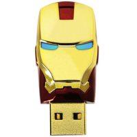 4GB USB 2.0 Iron Man 2 Flash Drive