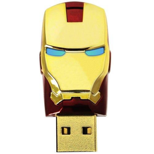 4GB USB 2.0 Iron Man 2 Flash Drive