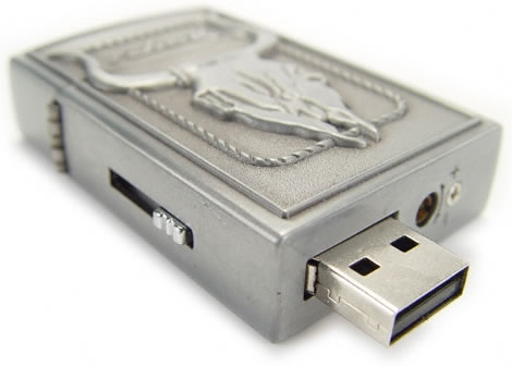 4GB USB Flash Drive Lighter