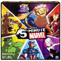 5 Minute Marvel Game Box
