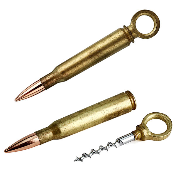 50 Caliber Tactical Corkscrew