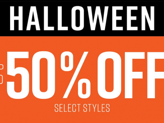50% Off Hot Topic Halloween Sale