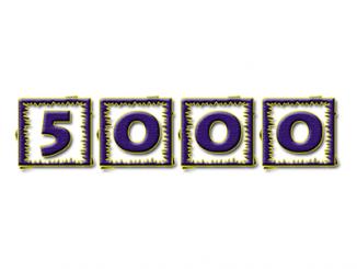 5000 GeekAlerts Facebook Likes