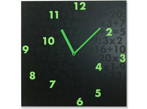 6+6 Clock