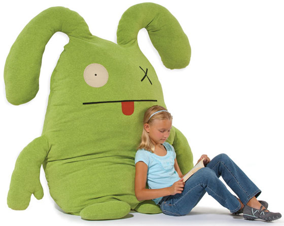 6 Foot Award Winning Ugly Doll