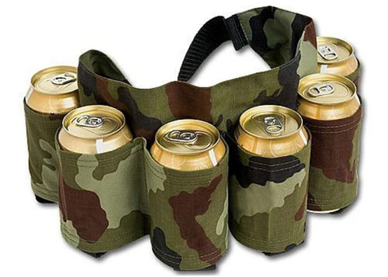 6-Pack Beer Belt