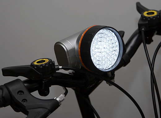 76-LED Bike Rear Light