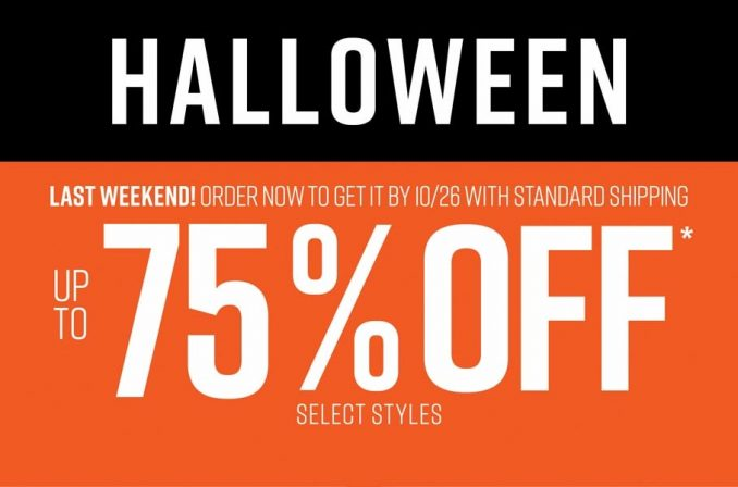 75% Off Halloween Costumes at Hot Topic