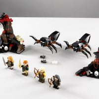 79001_Escape from Mirkwood Spiders
