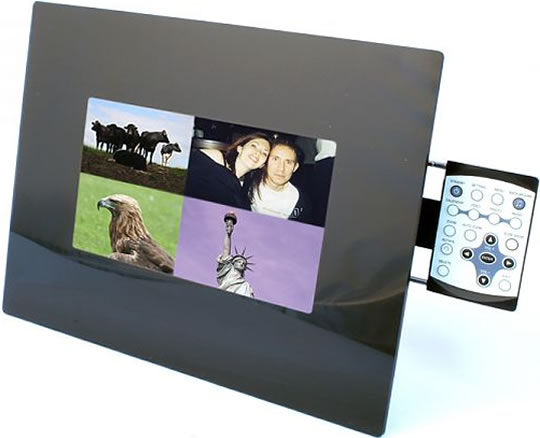 7-Inch Digital Multi-Image Frame