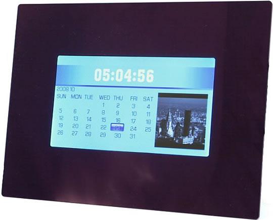 7-Inch Digital Multi-Image Frame