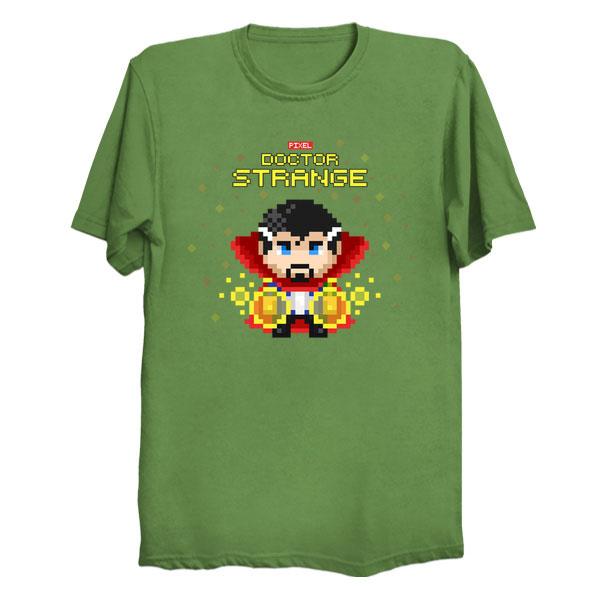 8 Bit Doctor Strange Shirt