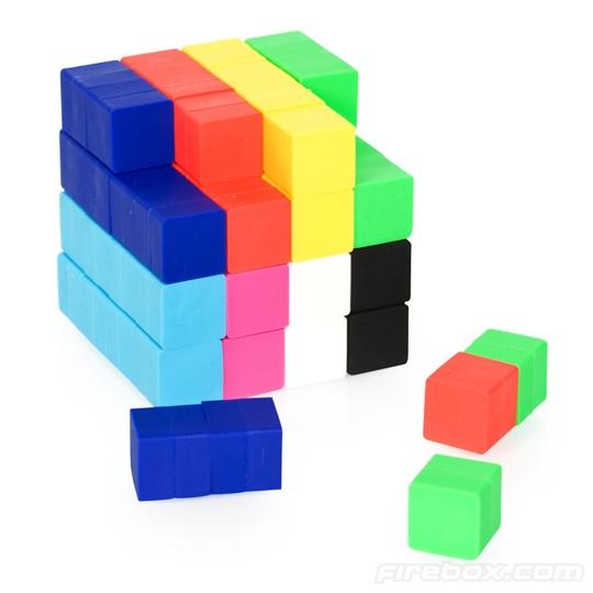 8-Bit Pixel Cube