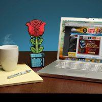 8-Bit-Rose-gift-idea