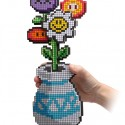 8-Bit Flower Bouquet