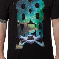 88 MPH Back to the Future T-Shirt