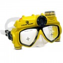 8MP Digital Underwater Camera Mask