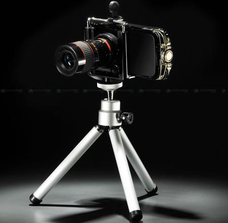 8x Telescope for Mobile Phone Cameras