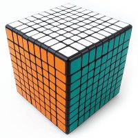 9 Sided Speed Cube