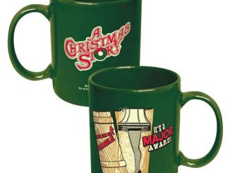 A Christmas Story It's A Major Award Leg Lamp Ceramic Mug
