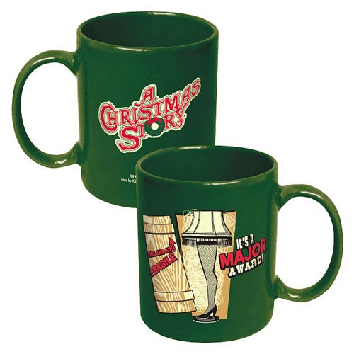 A Christmas Story It's A Major Award Leg Lamp Ceramic Mug