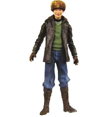 A Christmas Story Scut Farkus Action Figure